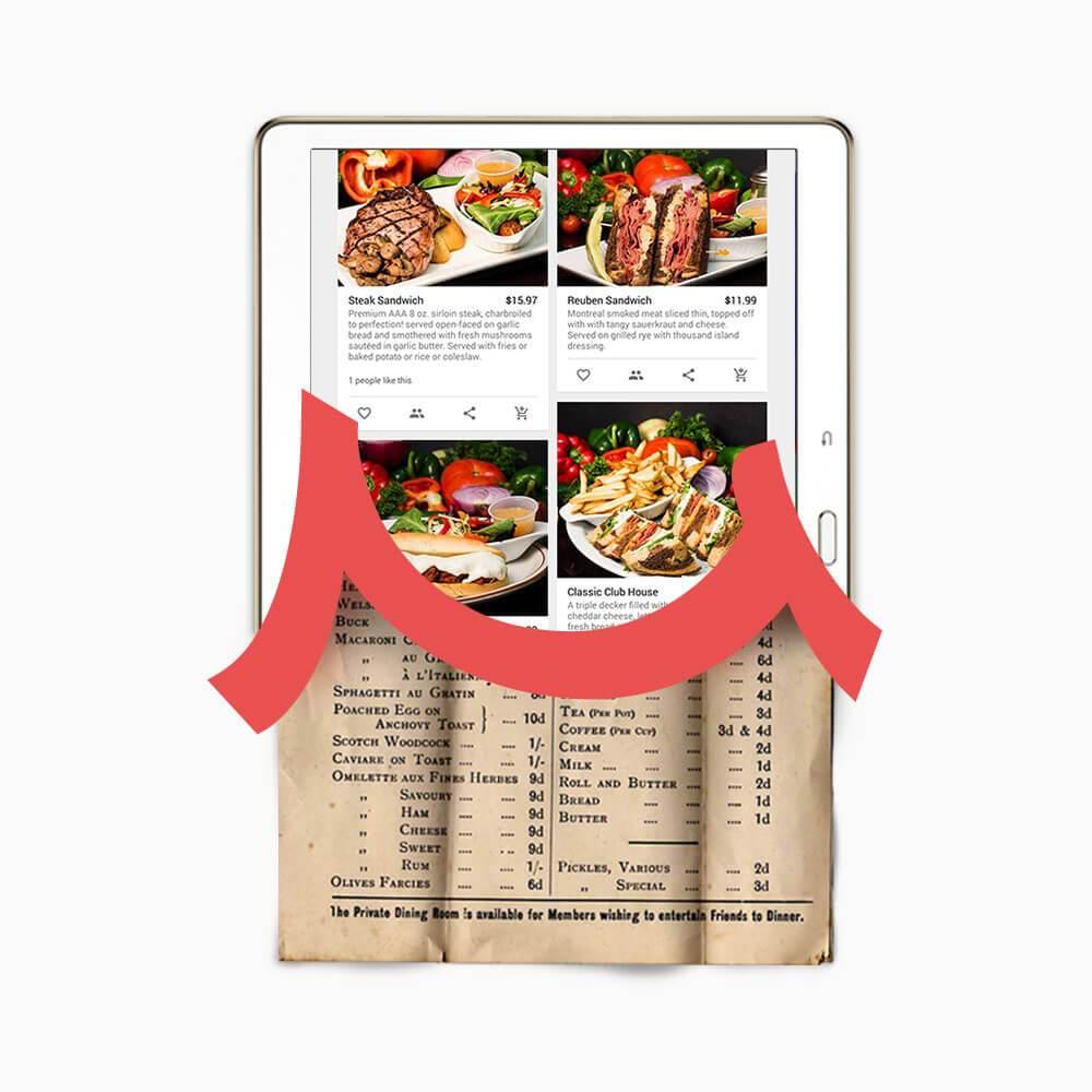 Online Ordering System For Restaurants | Mealsy